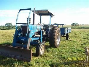 Maquinas Usadas Para Venda  Trator Ford 6600 C   L U00e2mina E