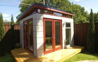 Top Photos Ideas For Modern Garden Shed Plans by Mission Shed Relocation Completed Green Space Living