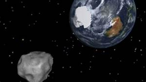 Near-miss: 150-foot-wide asteroid darts past Earth — RT News