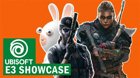 Ubisoft's E3 2021 Event: All The Biggest Announcements