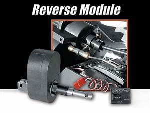 87039 Reverse Module With Mixer  Savage X