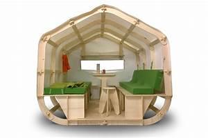 Construire Une Extension En Bois Soi Même : houzzle une maison bois et toile ultra l g re monter ou ~ Premium-room.com Idées de Décoration