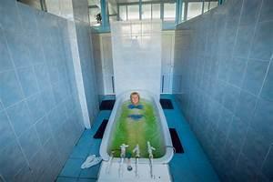 Лечение артроза радоновыми ваннами