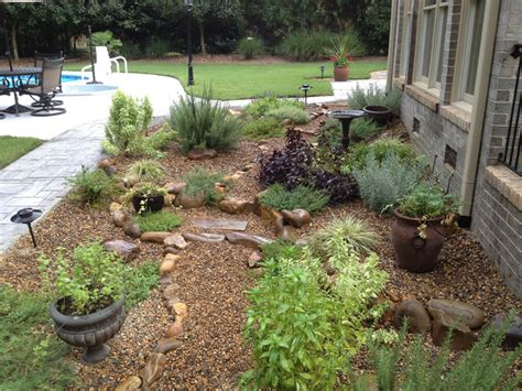 pea gravel landscaping pictures landscaping gardening