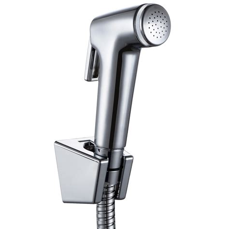 Bidet Hose by Toilet Held Bidet Shattaf Cloth Sprayer With 1