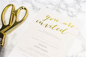 gallery the foil invite company With silver foil stamped wedding invitations uk