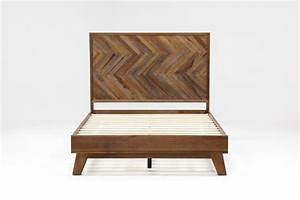 Sidney California King Platform Bed Living Spaces