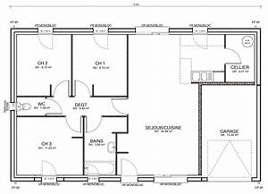 cuisine maisons pm constructeur de maisons individuelles With plan de maison de plain pied gratuit