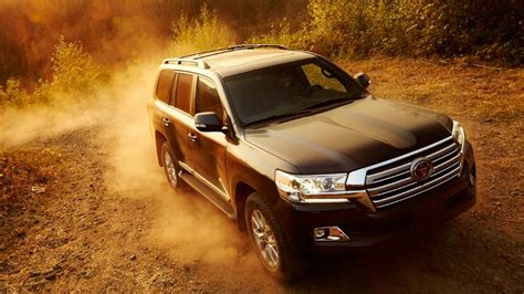 toyota land cruiser price specs engine interior