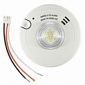 First Alert 7030bsl Hardwired Smoke  U0026 Co Alarm With Led