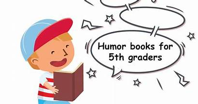 Humor Graders Books 3rd 5th 2nd 1st