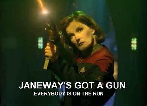 Star Trek Voyager Meme - a collection of 12 star trek memes
