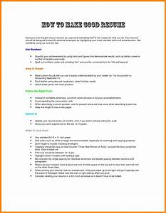 8 how to do a resume for a job step by step resume type With how to write a cv for a job