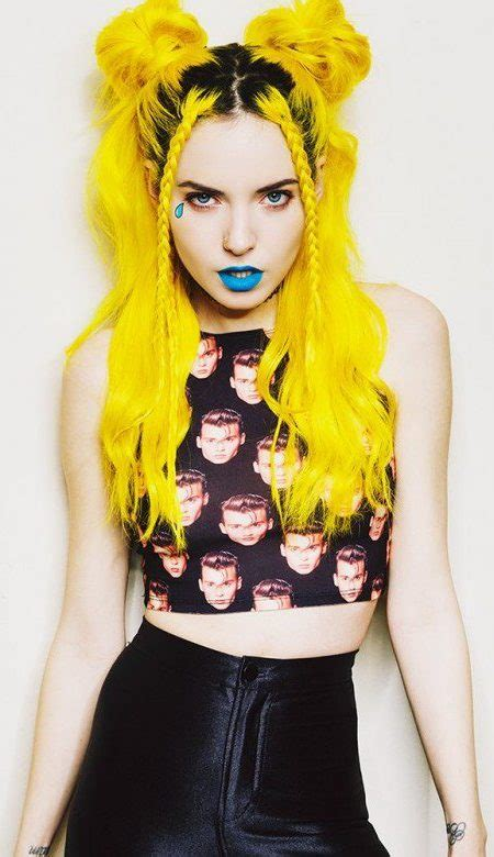 With Yellow Hair by Eye Catching Yellow Hair Colors Best Hair Color Ideas