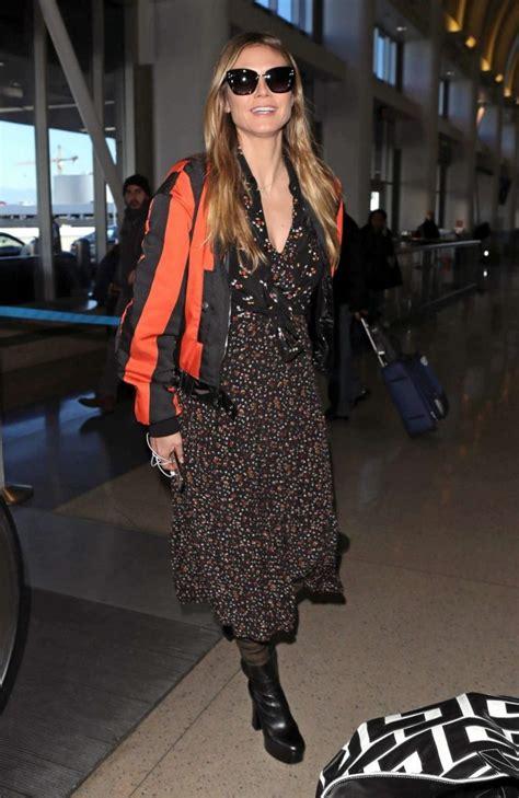 Heidi Klum Grammy Awards Los Angeles Gotceleb