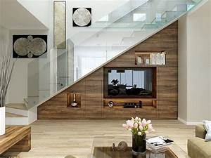 13 Amazing Ideas To Utilize The Space Under The Staircase