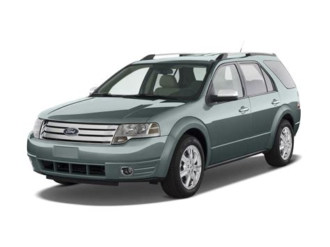ford taurus  awd limited ford midsize wagon review