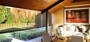 Houston Tx Manual Patio Shades  Outdoor Retractable Screens
