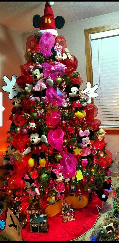 ideas  mickey mouse christmas  pinterest