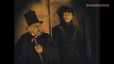 Dr Caligari Cabinet by Das Cabinet Des Dr Caligari Us Review