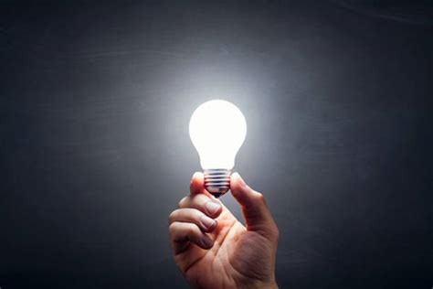 Top 60 Light Bulb Stock Photos, Pictures, And Images