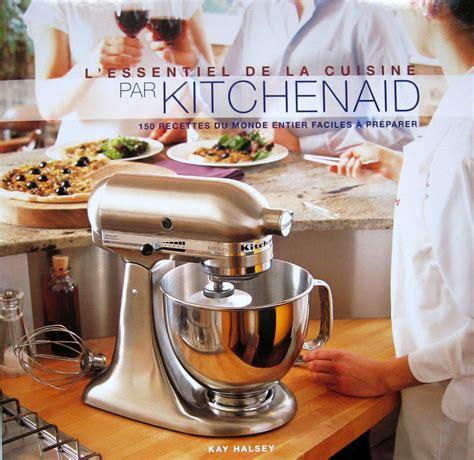 ottoki livre kitchenaid l essentiel de la cuisine 150