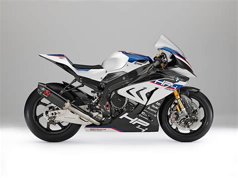 Fully Carbon Fiber 2018 Bmw Hp4 Race U.s. Price And Specs