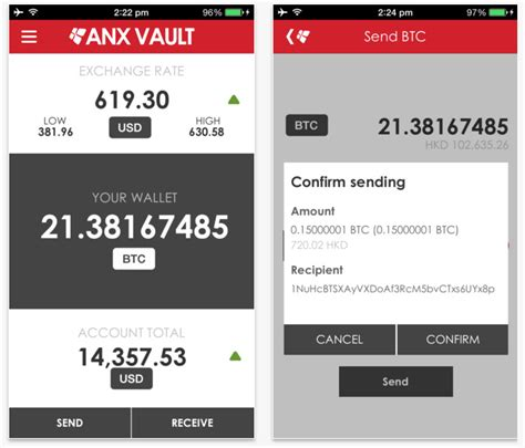 Bitcoins are among many trendy cryptocurrencies offered on the internet nowadays. Bitcoin Exchange ANX Adds Features to iOS and Android Apps