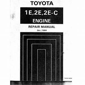 Toyota 1e  2e  2e