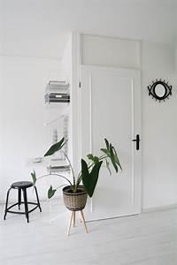 Renovation Porte Interieur Habillage : d coration de porte 70 id es pour transformer la porte d ~ Nature-et-papiers.com Idées de Décoration