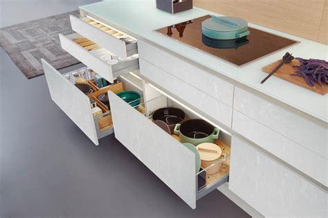 Leicht Küche Beton by Beton K 252 Chen Im Vergleich Bilder Nobilia Alno Nolte