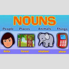 What Is Noun? Youtube