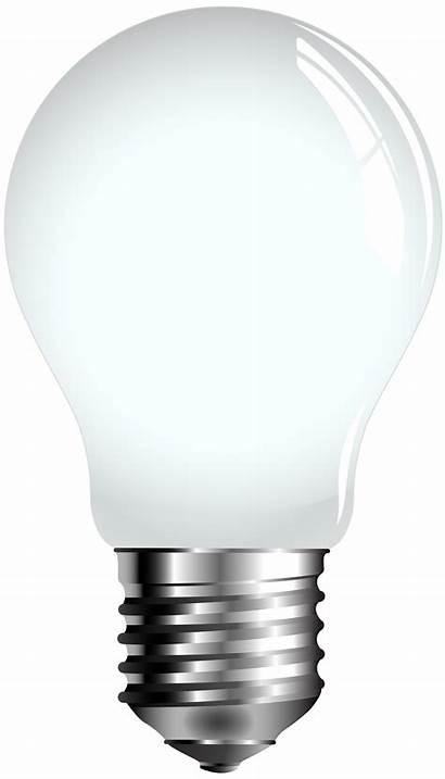 Bulb Clipart Clip Heart Led Transparent Idea