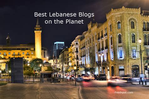 Best Lebanese Top 75 Lebanese Websites And Blogs For Lebanese In 2019