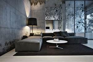 Einrichtungsideen Wohnzimmer Modern : einrichtungsideen wohnzimmer welcher stil passt zu ihrem wohnbereich ~ Sanjose-hotels-ca.com Haus und Dekorationen