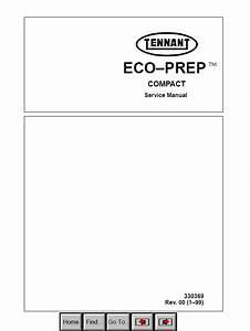 Tennant Eco
