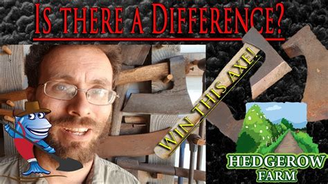 difference   carpenters axe