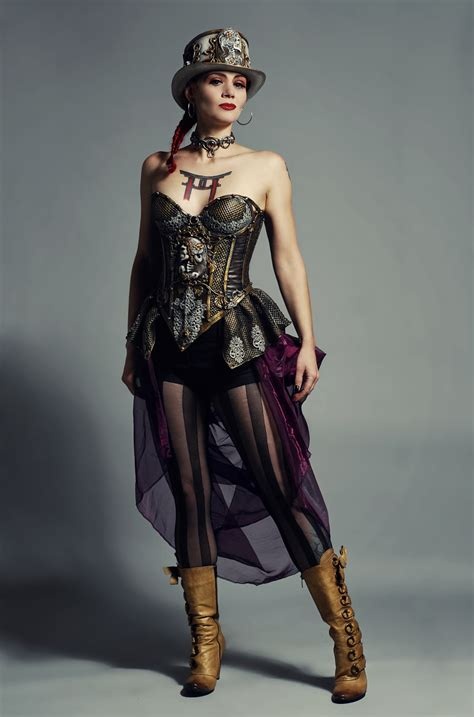 steunk fashion the power of steam in victorian era