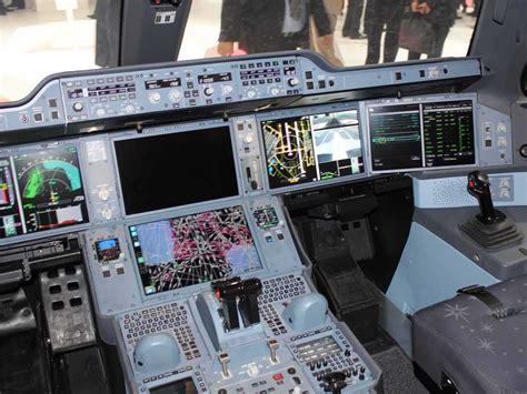 sophisticated cockpit