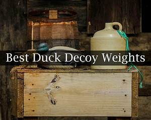 The Best Duck Decoy Weights Reviews For 2019