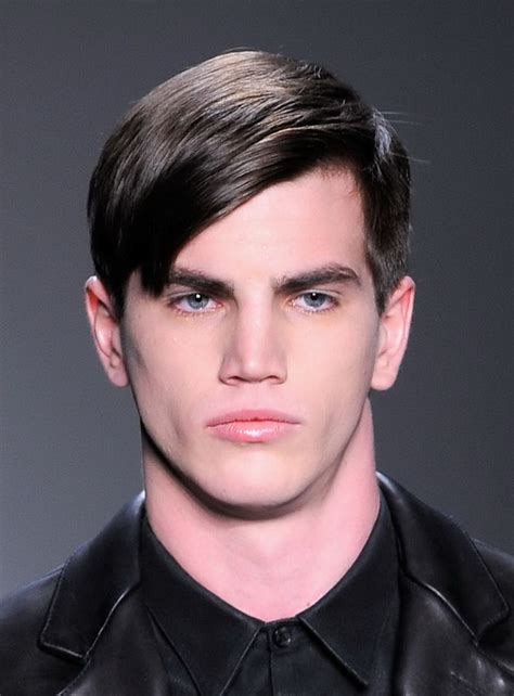 edgy hairstyles  men