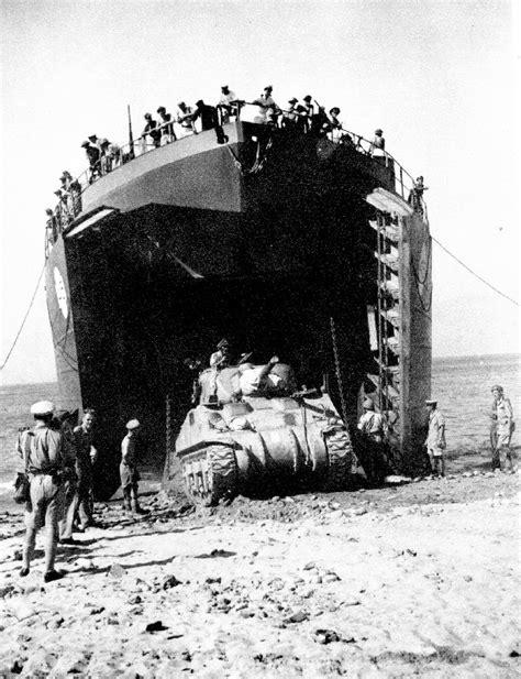 Landing Ships Tanks