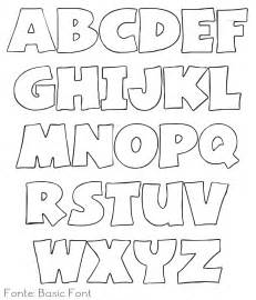 Free Alphabet Letter Templates