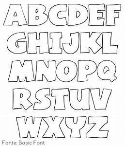 Buchstaben Basteln Vorlagen : letras de feltro para decorar o quarto dicas pra mam e ~ Lizthompson.info Haus und Dekorationen
