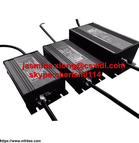 Electronic Hid Ballast For Street Lighting,outdoor
