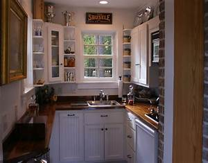 Simple, Kitchen, Design, For, Very, Small, House