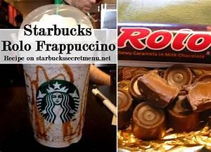 Starbucks Rolo Frappuccino | Starbucks Secret Menu