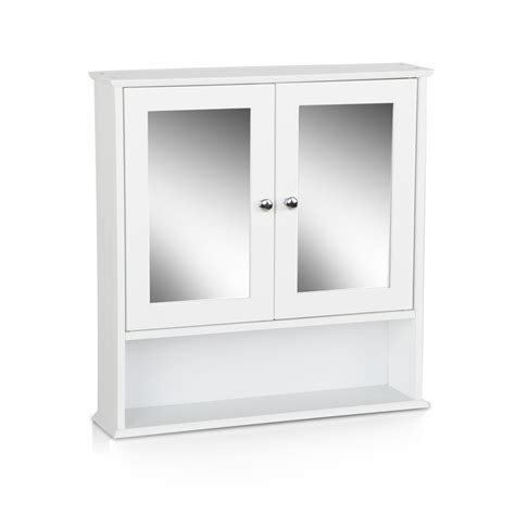 Bathroom Mirror Storage by Bathroom Storage Cabinet With Mirror White Complete