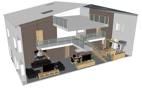 cuisine salon salle à manger toussaint pauline portfolio aménagement d 39 une grange