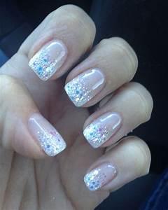 12 gel tip glitter nail designs ideas 2016